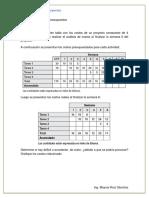 Guía Para Gestión de Presupuestos