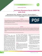07_240CME-Tatalaksana Tuberkulosis Resistensi Ganda MDR-TB Pada Anak