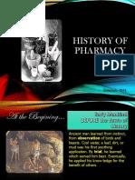 Sejarah Farmasi