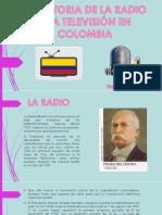 Unidad 5 Historia de La Radio y La Tv - Daniela Henao