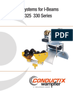 Catalog - Festoon Systems, I-Beam, 314-330 Series