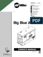 Manual de Miller maquina de soldar