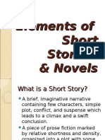 VG_UCP_ Elements of Short Story and Novel