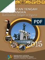 Kalimantan Tengah Dalam Angka 2015