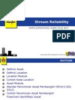 Materi Stream Reliability
