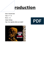 81432176 Biology Project