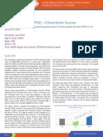 Polyvinylidene Fluoride (PVDF) - A Global Market Overview