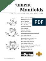 Instrument Manifolds - PGI-IM