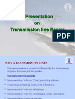 Transmission Line Basic presentation