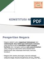 Presentasi Konstitusi NKRI