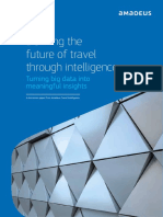Defining the Future of Travel Through Intelligence