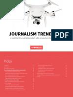 Journalism Trends 2016