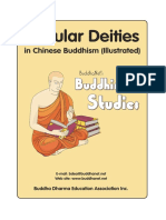 Popular Deities of Chinese Buddhism (Illustrated)