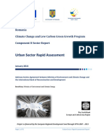Report - Urban Sector Assessment