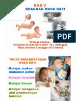Perkmb Bayi PowerPoint - Bu Rosita Tim