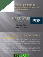 1º Bachillerato - TIC - Hardware
