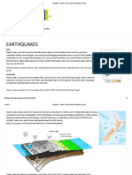 Earthquake - Hawke's Bay Emergency Management Group