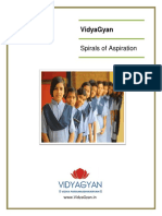 VidyaGyan Rural Initiative for Internship