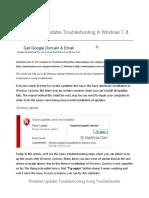 [FIX] Windows Updates Troubleshooting In Windows 7  8.pdf