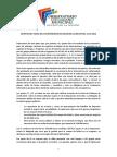 Apuntes del Pleno del Ayuntamiento de Sanlucar la Mayor del 31.05.16