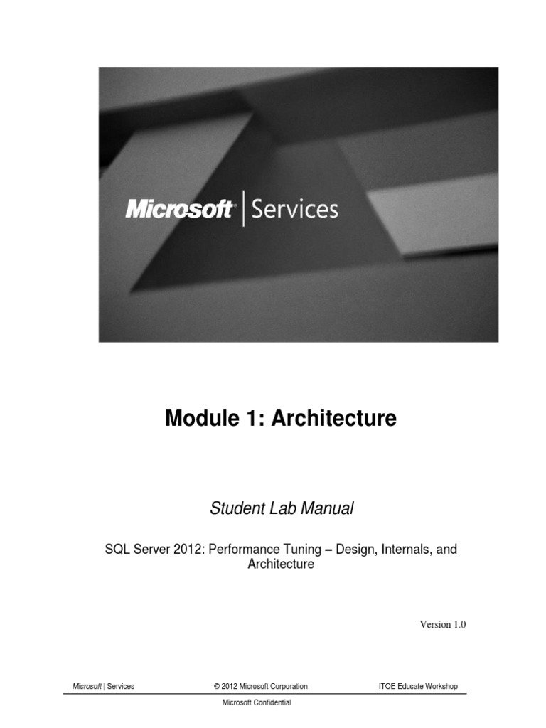 Sql lab manual sql lab manual final array sql 2012 performance tuning module 1 architecture student lab rh es scribd com fandeluxe Images