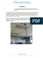 Informe  fisica 1 unmsm