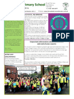 Newsletter 27th May 2016