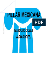 2014 CURSO Introduccion a Los Variadores