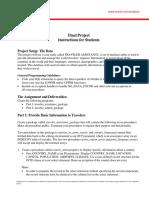 PLSQL Project Semester 2 Student