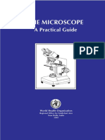Microscopes - Practical Guide