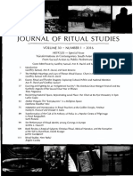 Adaptation and Incorporation in Ritual Practices at the Golden Temple, Amritsar