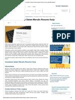 3 Kesalahan Terbesar Dalam Menulis Resume Kerja _ JobsDB Indonesia
