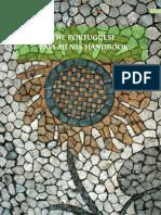 Portuguese Cobblestone Pavement