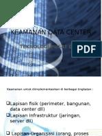 Keamanan Data Center