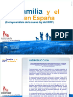 Situación y Perspectiva a Corto Plazo de La Institución Familiar en España