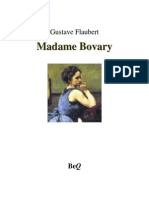Gustave Flaubert - Madame Bovary