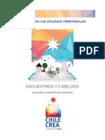 INSUMO PARA DIÁLOGOS TERRITORIALES - ChileCrea