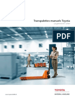 TMHFR Brochure Commerciale BT Lifter 12 Pages