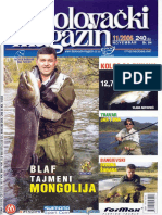 Ribolovacki magazin RM 64 - Novembar 06