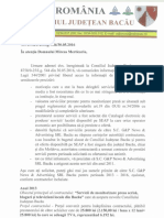 Consiliul Judetean Bacau sifoneaza 30 de mii de lei anual cu aghiuta.com