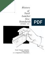 Lumber History