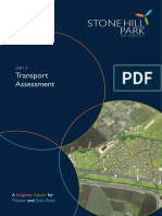 SHP2016 - Transport Assessment - Part 1