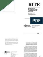 Reglamento de Instalaciones Térmcias en Edificios
