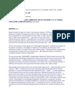 4. Carungcong vs NLRC, Sun Life Assurance Co. of Canada (1997) G.R. 118086