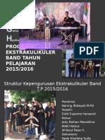 Program Kerja Band