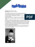 Diego Armando Maradona Historia.