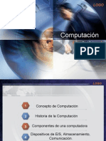Historia y generalidades de la computación