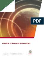 UC16 Planificar Sistema OHSAS