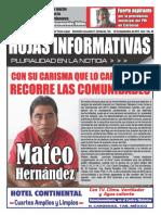 Edicion 23 - Hojas Informativas