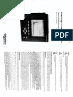 Manual Medidor Powerlogic ION7550-ION7650